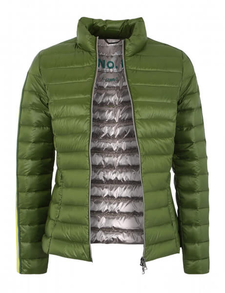 LISA • Jacke • Garden Green Stripe