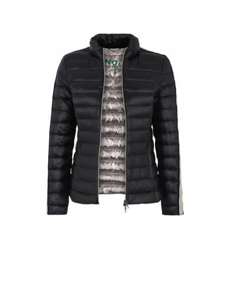 Lisa • Jacke • Black Stripe