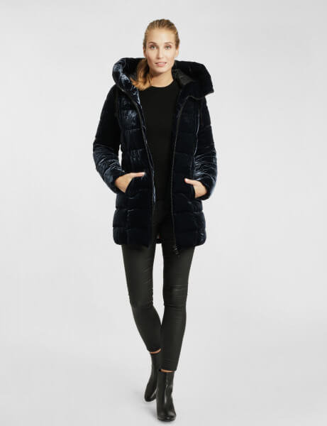 SABINE NV • Parka • Navy / Black