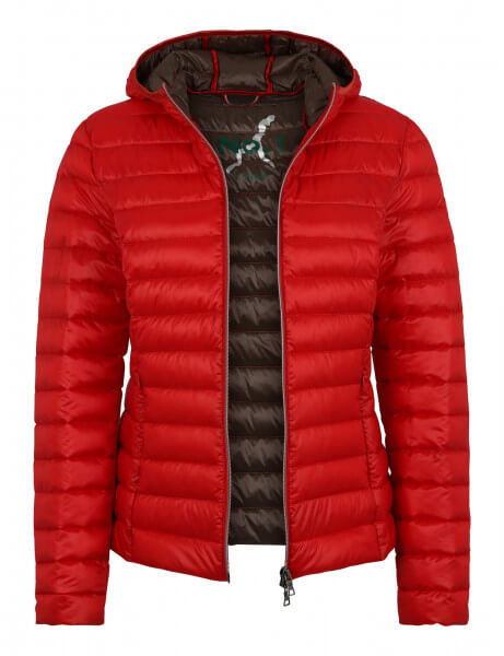 FORTE • Jacke • Fiesta Red / Taupe