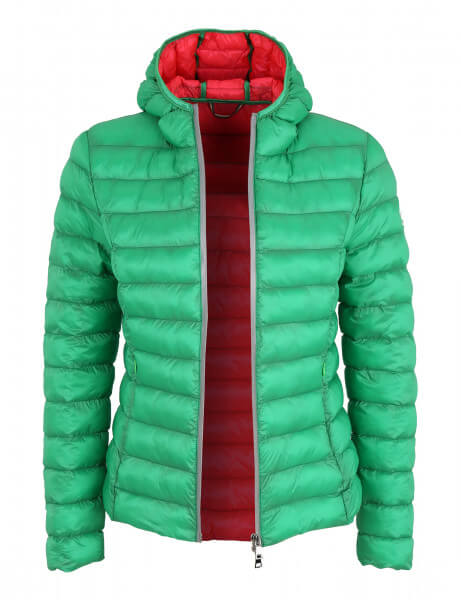 BERGEN • Regenjacke • Flash Green / Flash Red