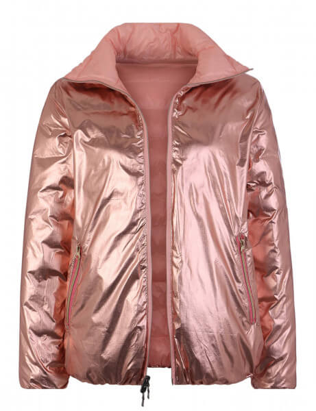 ANNA • Wendejacke • Powder Metallic